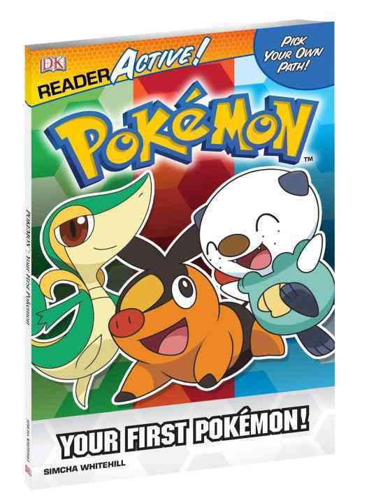 Your First Pokemon! (Paperback)