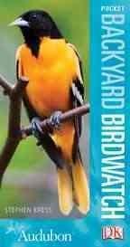 Audubon Pocket Backyard Birdwatch (Paperback)