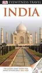 Dk Eyewitness Travel Guide India (Paperback)
