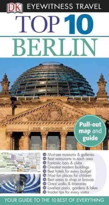 DK Eyewitness Travel Top 10 Berlin
