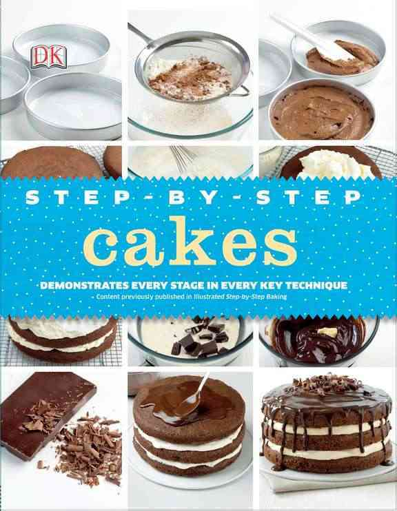 Step-by-Step Cakes (Hardcover)
