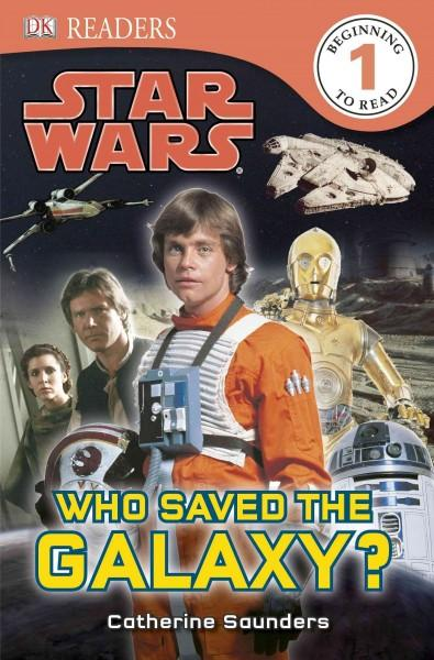 Who Saved the Galaxy? (Paperback)
