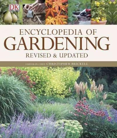 Encyclopedia of Gardening (Hardcover)