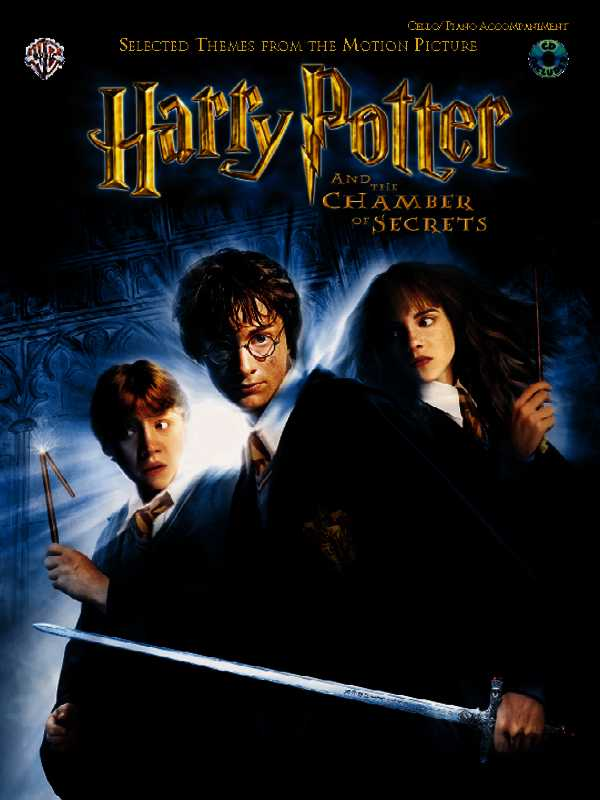 Harry Potter and the Chamber of Secrets: Cello/Piano Accompaniment: Selected Themes from the Motion Picture