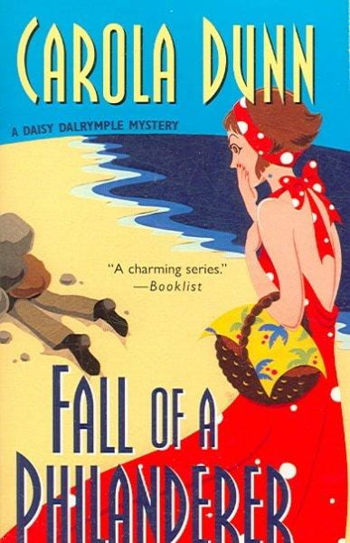 Fall of a Philanderer: A Daisy Dalrymple Mystery (Paperback)