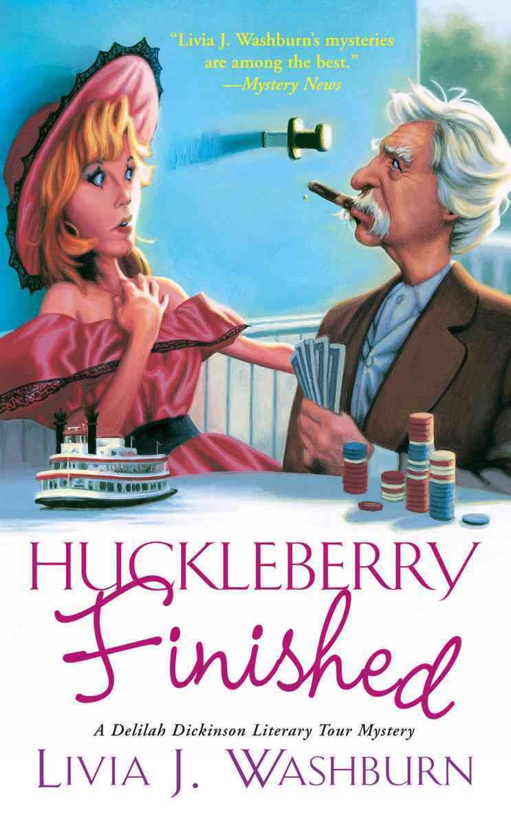 Huckleberry Finished (Paperback)