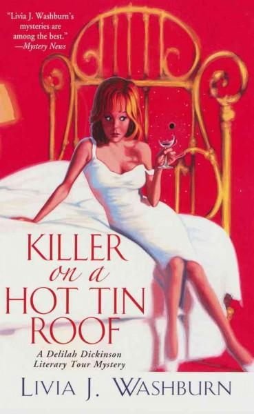 Killer on a Hot Tin Roof (Paperback)
