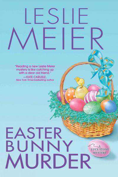 Easter Bunny Murder (Hardcover)