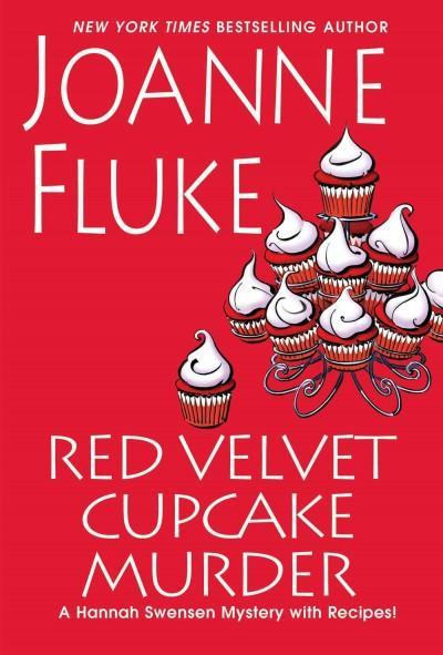 Red Velvet Cupcake Murder (Hardcover)