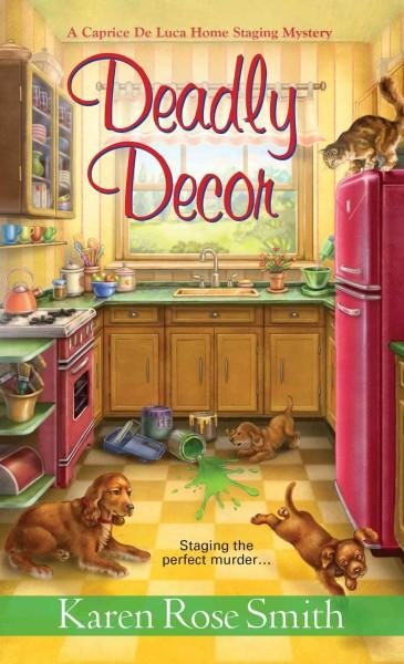 Deadly Decor (Paperback)