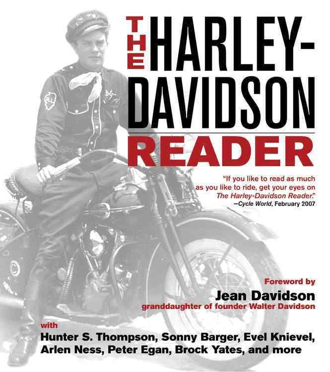 The Harley-Davidson Reader (Paperback)