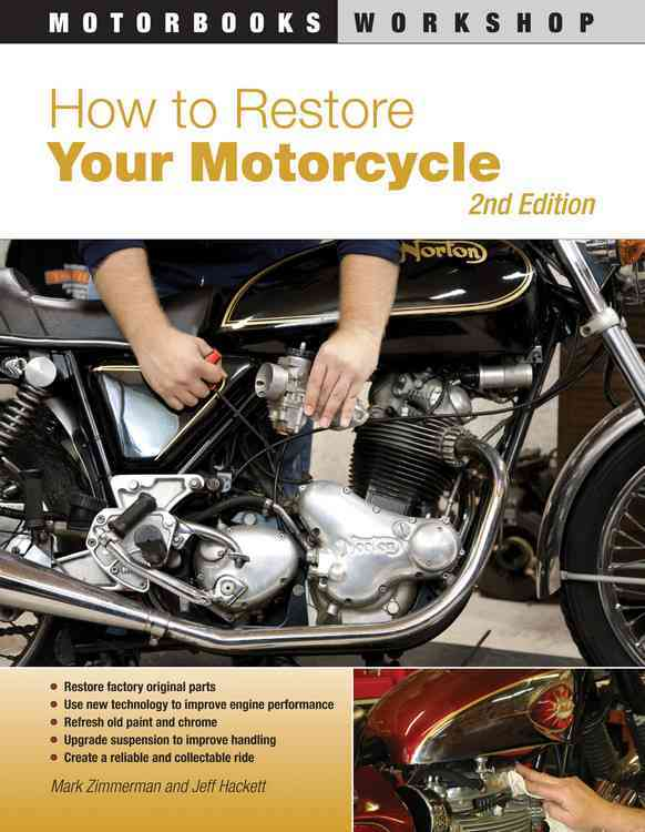How to Restore Your Motorcycle (Paperback)