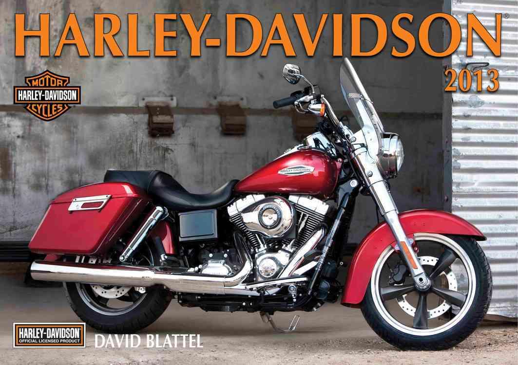 Harley-Davidson Calendar 2013
