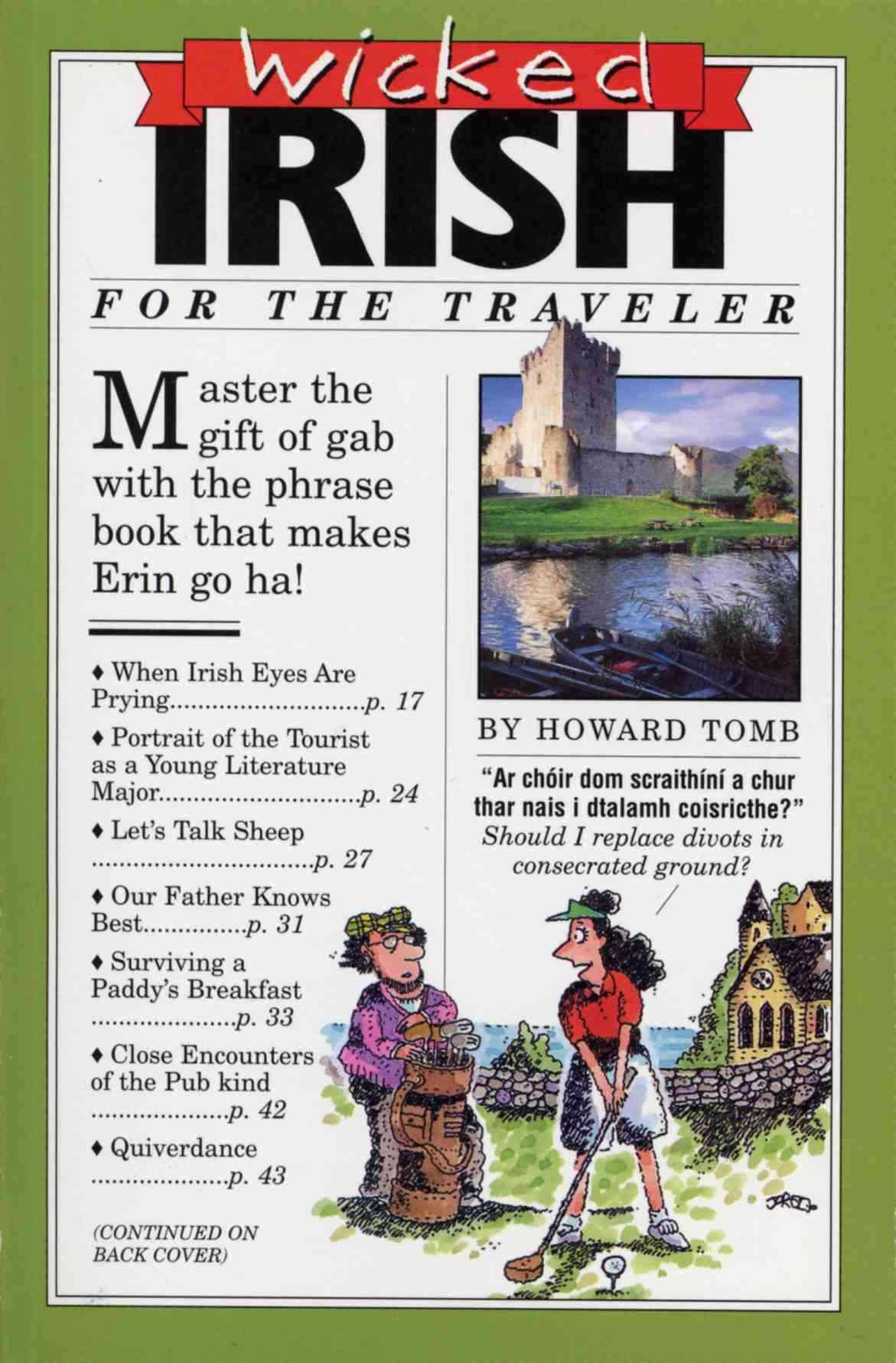 Wicked Irish (Paperback)