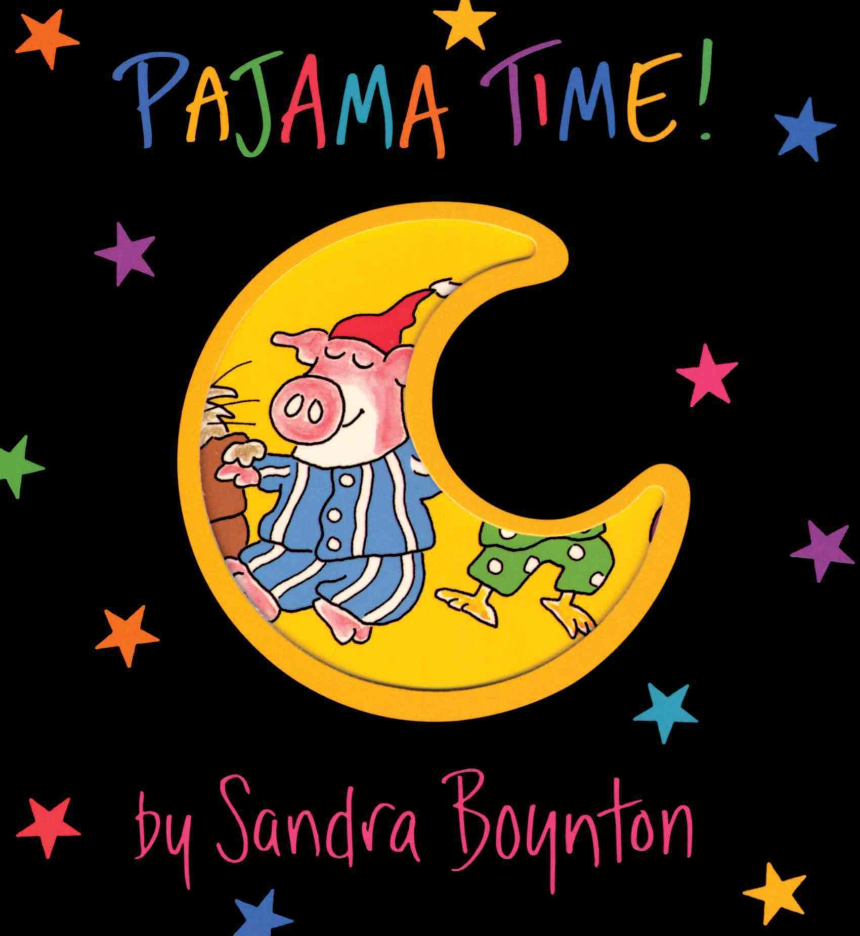 Pajama Time! (Board book)