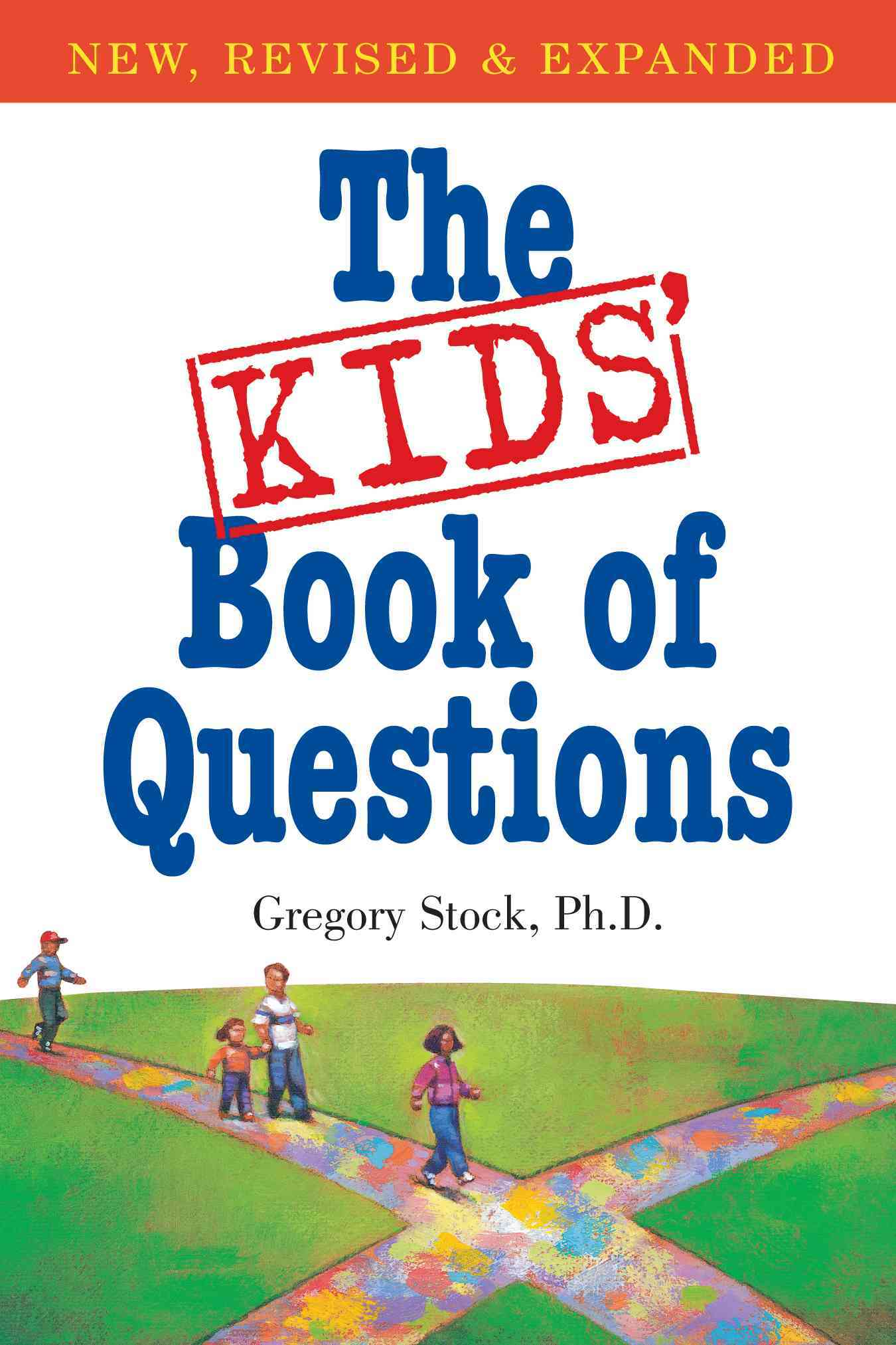 The Kids' Book Of Questions (Paperback)