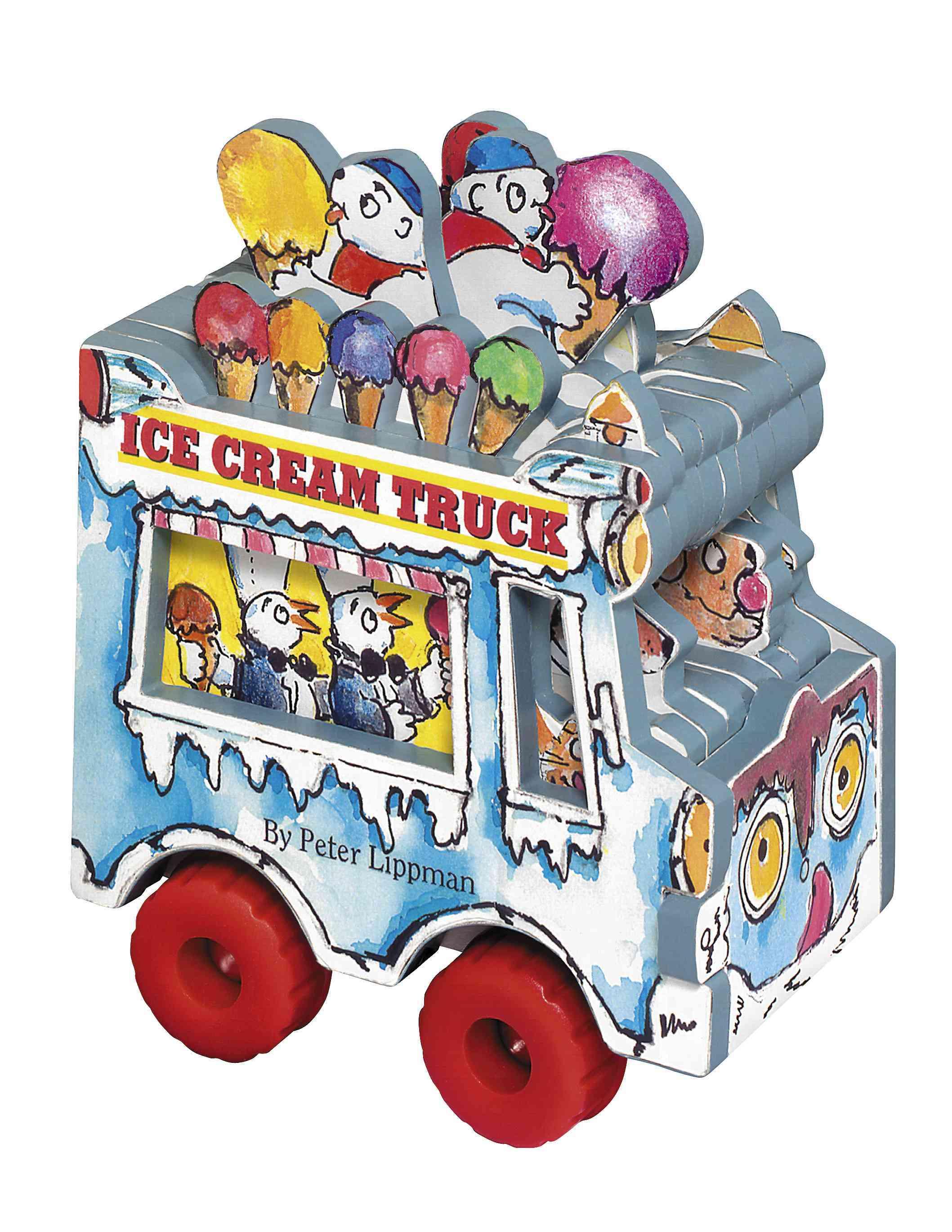 Ice Cream Truck (Board book)