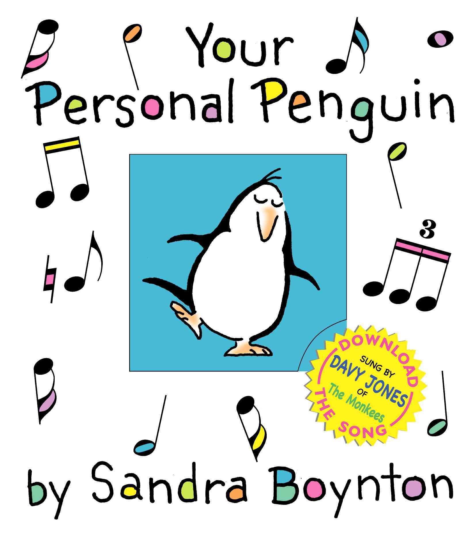 Your Personal Penguin (Board book)