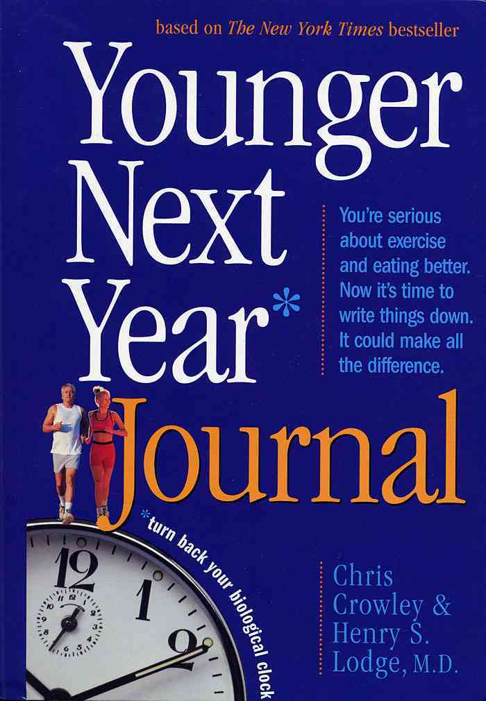 Younger Next Year Journal (Paperback)