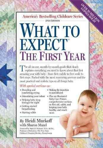 What to Expect the First Year (Hardcover)