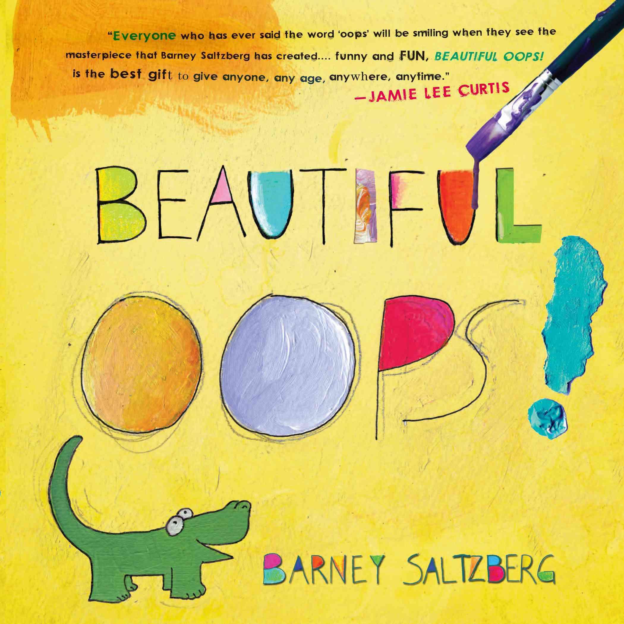 Beautiful Oops! (Board book)