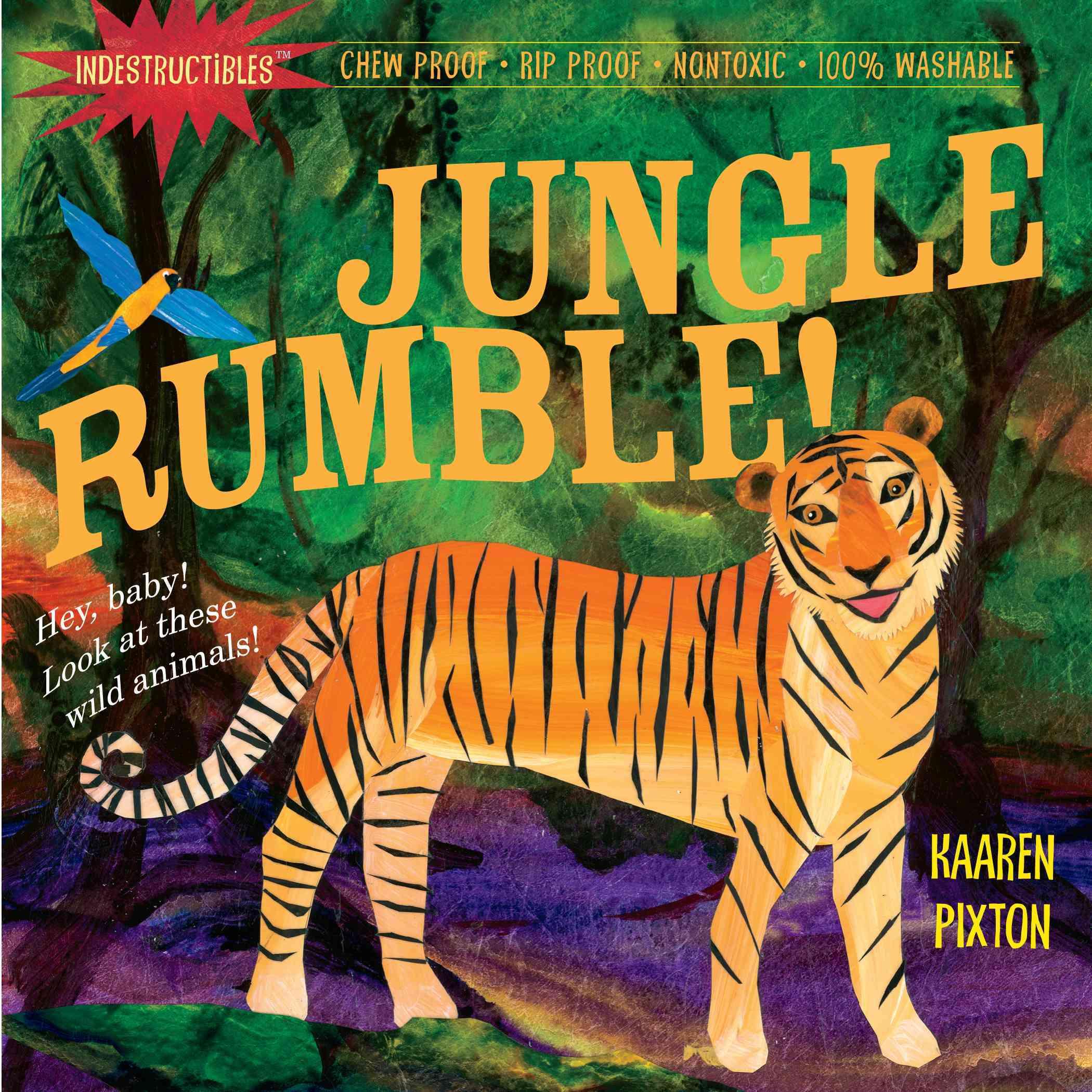 Jungle, Rumble! (Paperback)