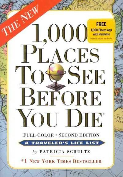 1,000 Places to See Before You Die (Hardcover)