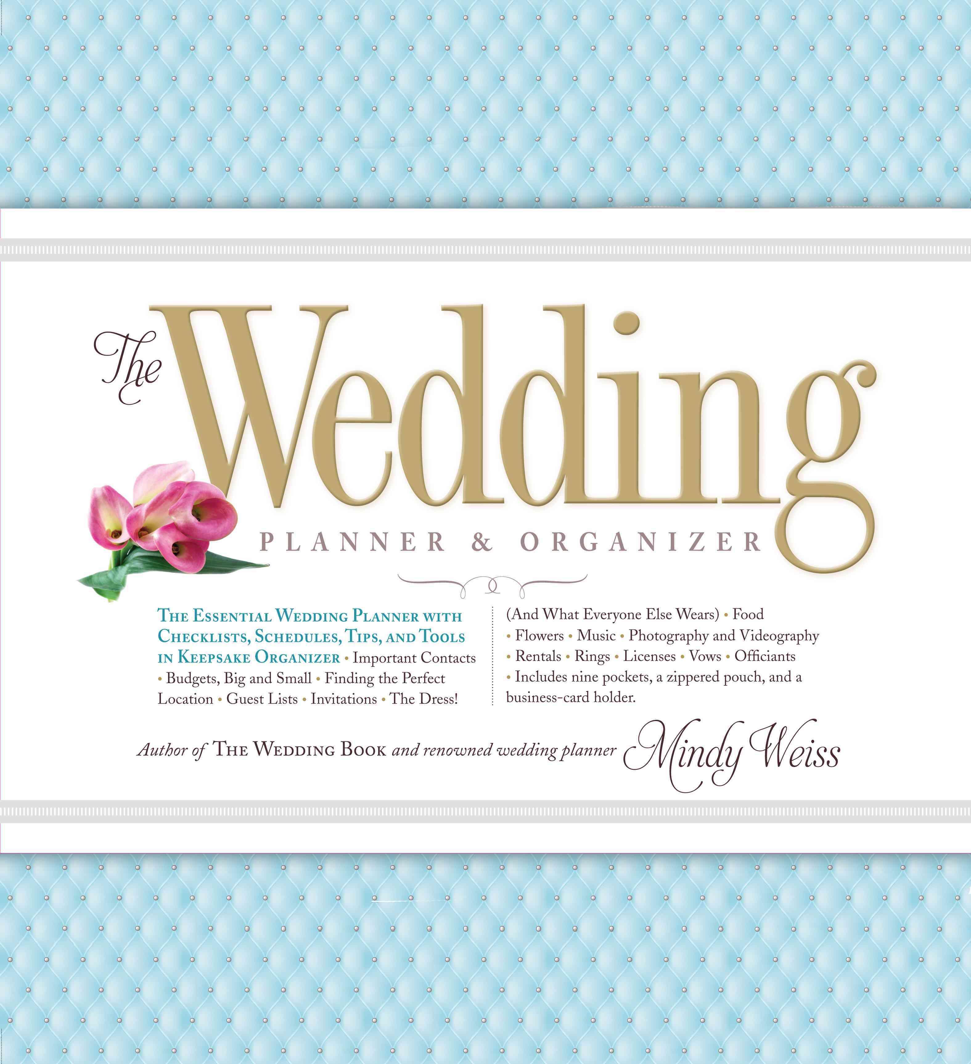 The Wedding Planner & Organizer (Hardcover)