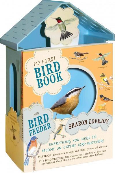 My First Bird Book and Bird Feeder (Paperback)