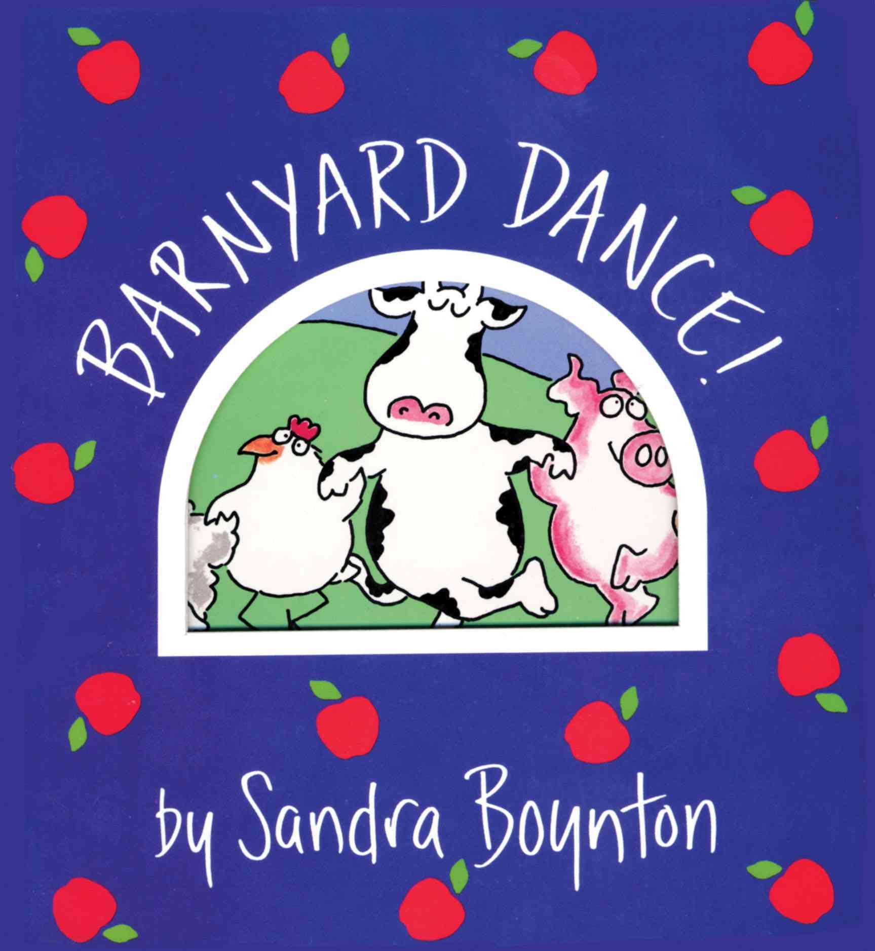 Barnyard Dance! (Board book)
