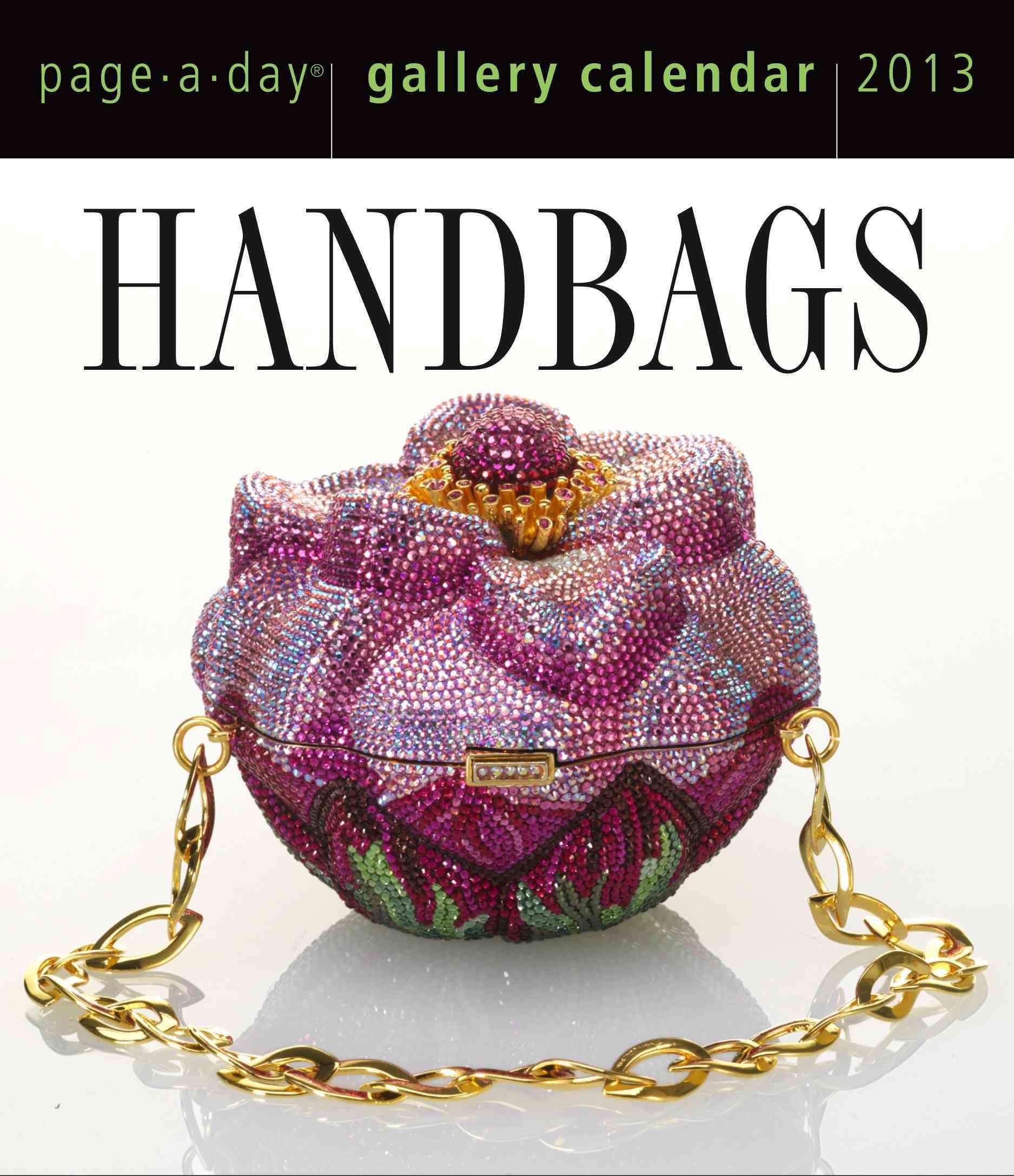 Handbags Gallery 2013 Calendar