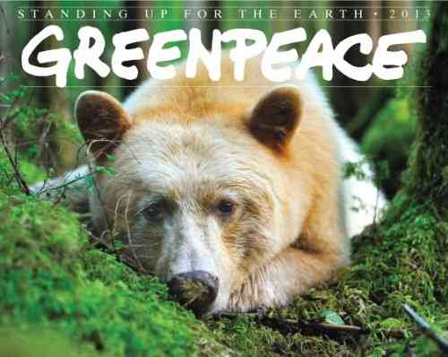 Greenpeace 2013 Calendar (Calendar)