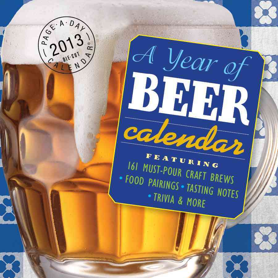 A Year of Beer Calendar 2013
