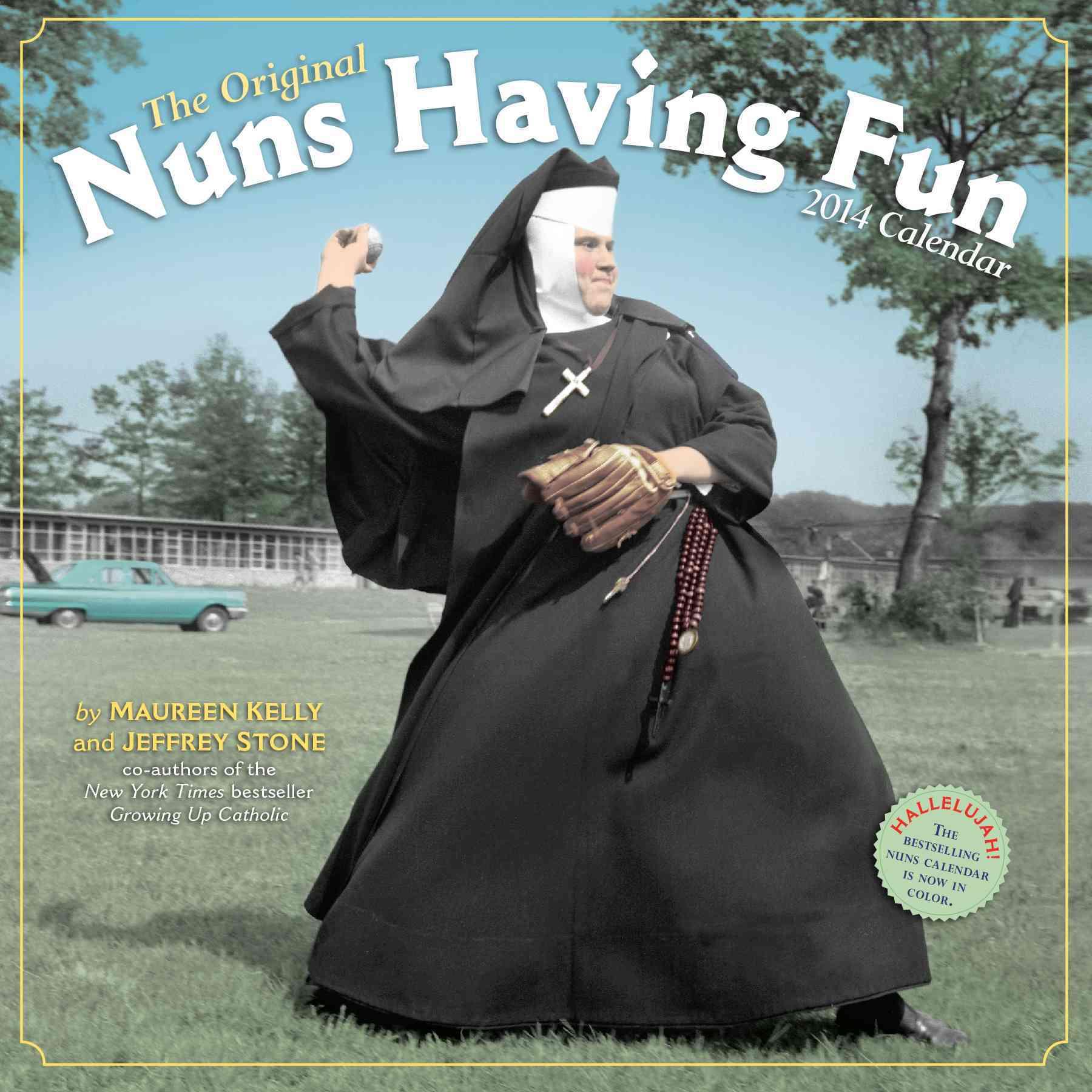 Nuns Having Fun 2014 Calendar (Calendar)