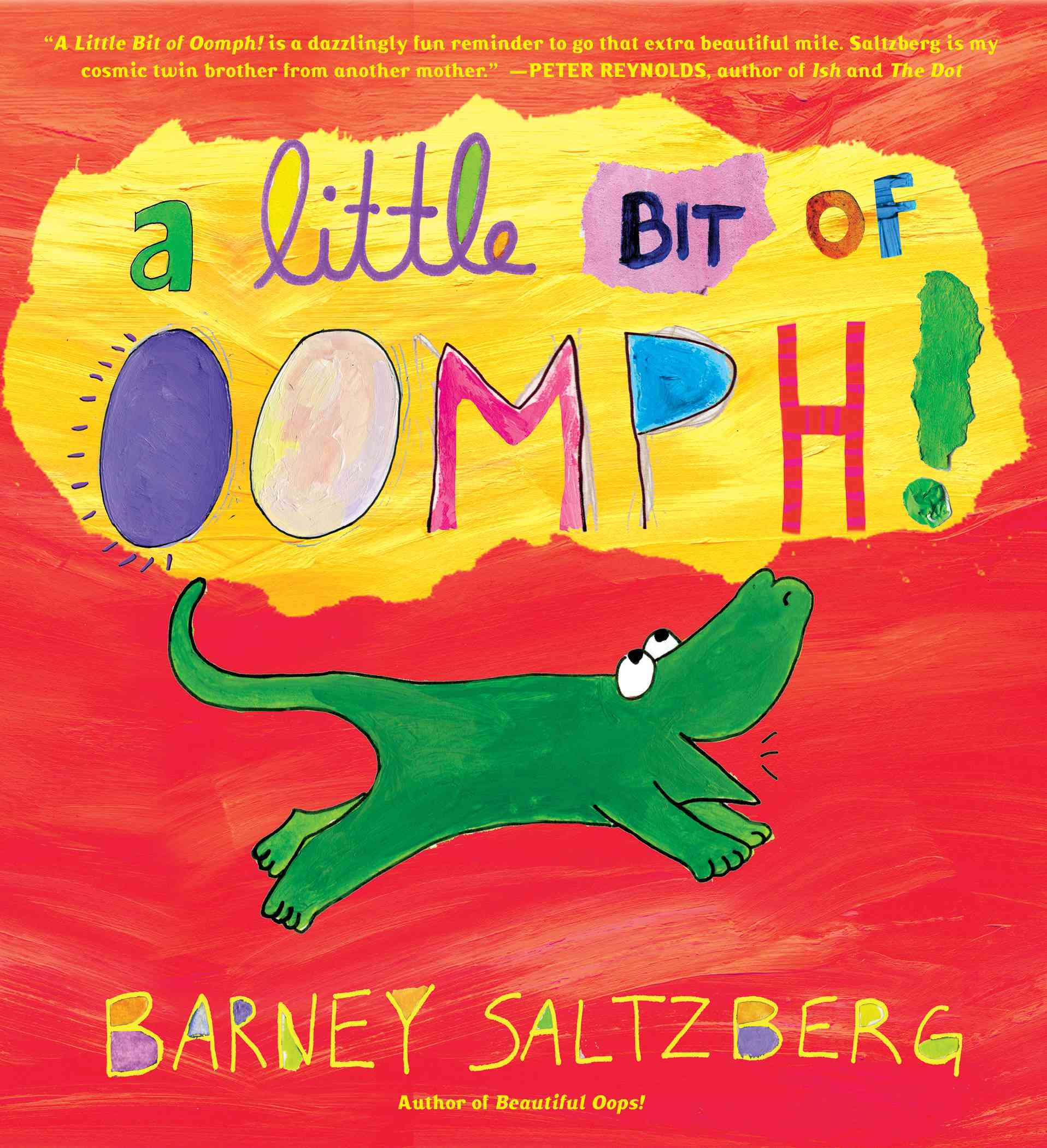 A Little Bit of Oomph! (Hardcover)