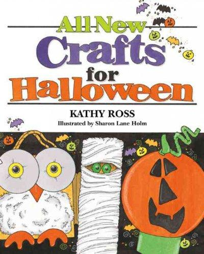 All New Crafts for Halloween (Paperback)
