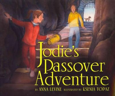 Jodie's Passover Adventure (Paperback)