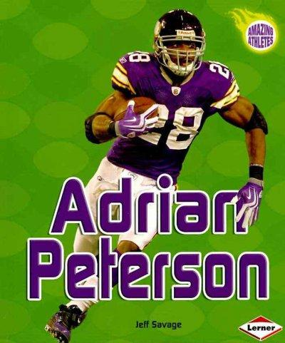 Adrian Peterson (Paperback)