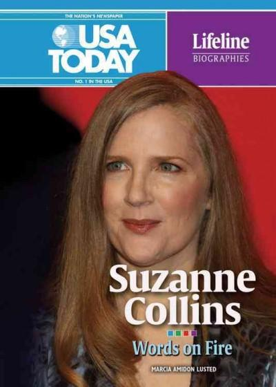 Suzanne Collins: Words on Fire (Hardcover)
