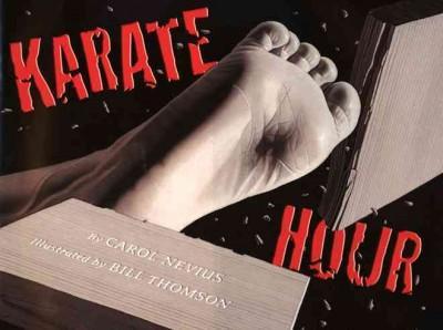 Karate Hour (Hardcover)