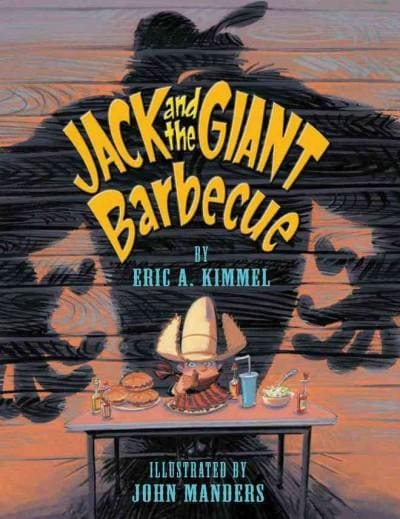 Jack and the Giant Barbecue (Hardcover)