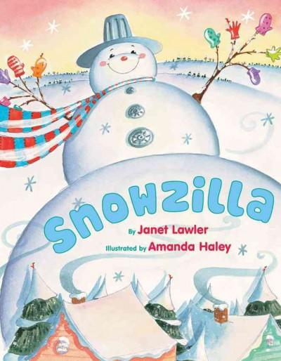 Snowzilla (Hardcover)