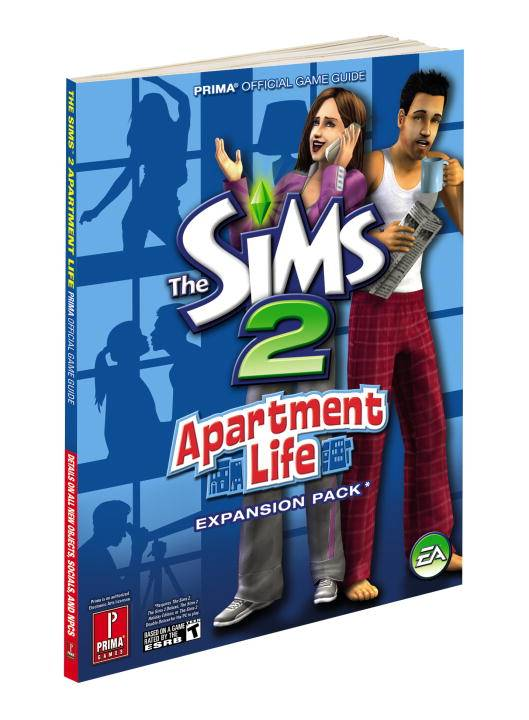 The Sims 2 Apartment Life: Prima Official Game Guide (Paperback)