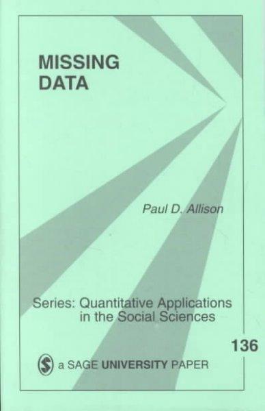 Missing Data (Paperback)