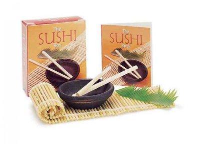 The Sushi Box (Paperback)
