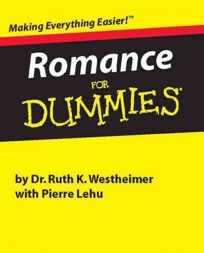 Romance for Dummies (Hardcover)
