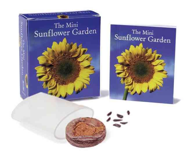 The Mini Sunflower Garden Kit