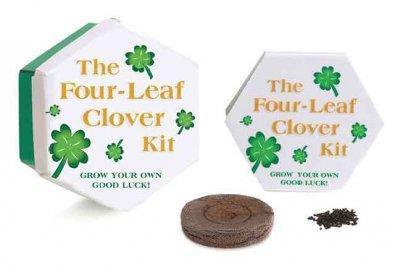 The Four-Leaf Clover Kit (Paperback)