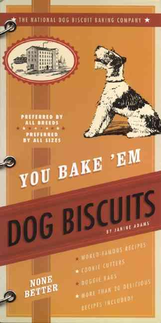 You Bake 'em Dog Biscuits (Paperback)