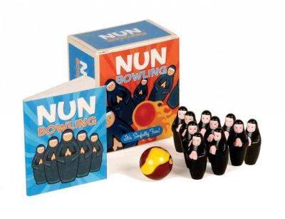 Nun Bowling: It's Sinfully Fun! (Paperback)